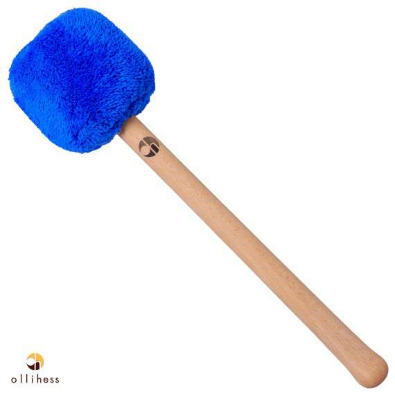 ollihess Profi Gong Mallet L 355 in der Farbe Blau