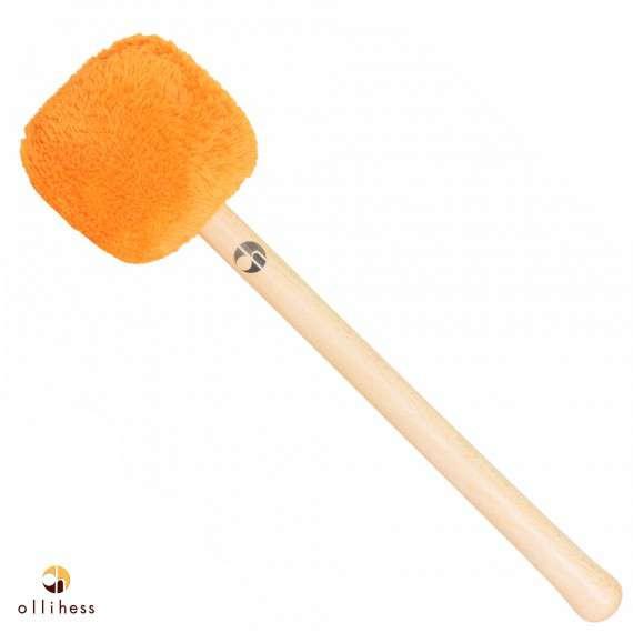 ollihess Profi Gong Mallet L 355 in der Farbe Orange
