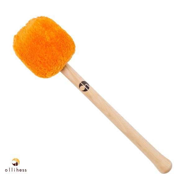 ollihess Profi Gong Mallet M 174 in der Farbe Orange