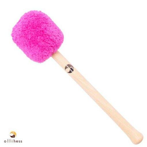 ollihess Profi Gong Mallet M 174 in der Farbe Pink