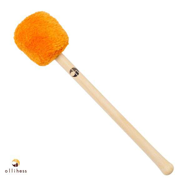 ollihess Profi Gong Mallet S 186 in der Farbe Orange